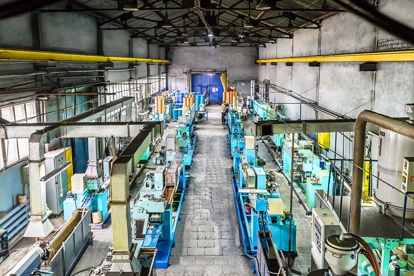 Производство UNITAPE в Республике Беларусь